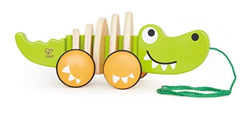 Hape E0348-Cocodrilo de madera, color...