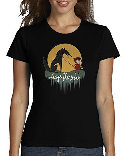 latostadora - Camiseta Caperucita Roja para...