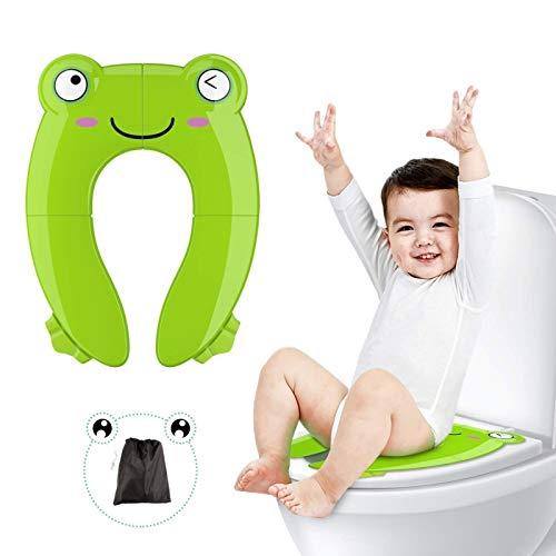 Besfair Reductor WC Niños, Orinal Portatil,...