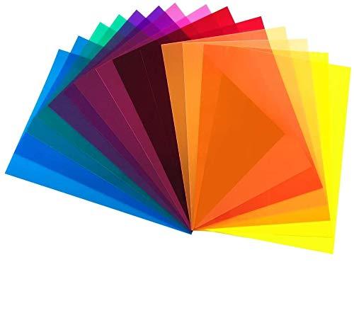 DECARETA 14pcs Filtros de Colores...