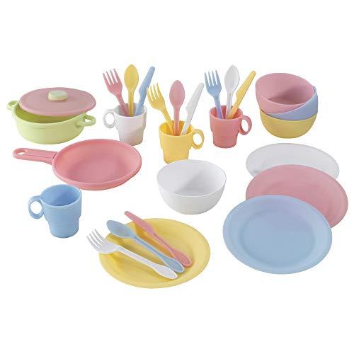KidKraft - Set de 27 utensilios de cocina de...