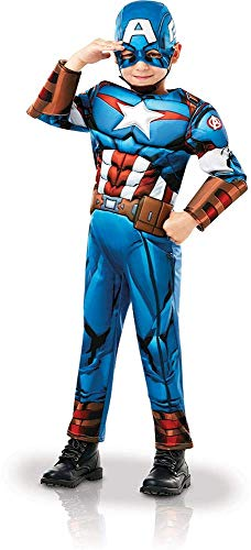 Rubies 640833M Disfraz oficial de Marvel...
