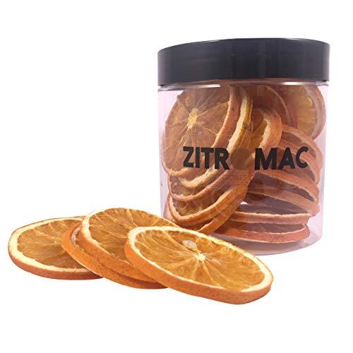 Naranja deshidratada para cóctel. Fruta...