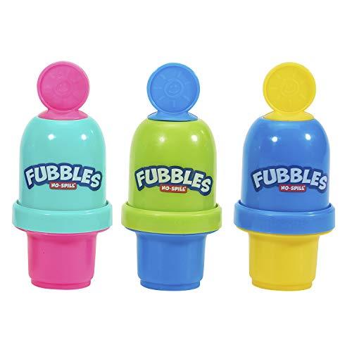 Little Kids Fubbles No-Spill Mini Bubble...