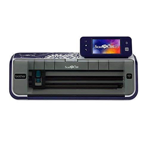 Brother CM900 - Plotter de corte con escáner...