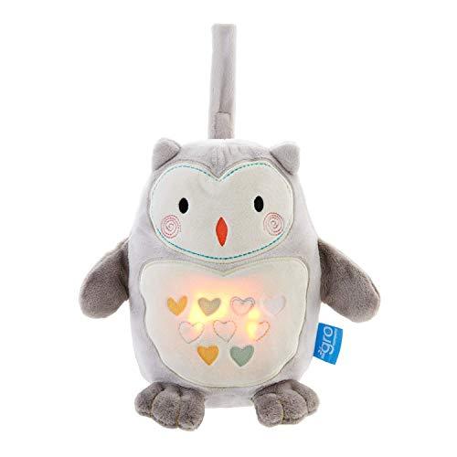 Gro Ollie The Owl - Peluche duermebebés