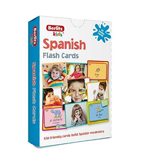 Berlitz Language: Spanish Flash Cards...
