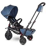 smarTrike 7 7-triciclo plegable para niños,...