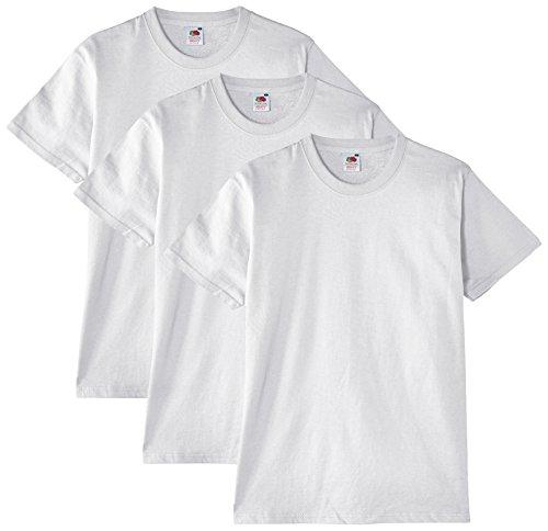 Fruit of the Loom Heavy Cotton Tee Shirt 3...