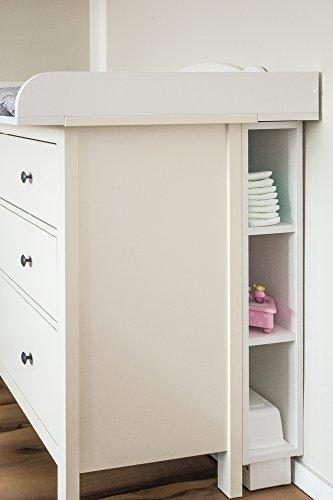 KraftKids, estantería para cambiador, color...