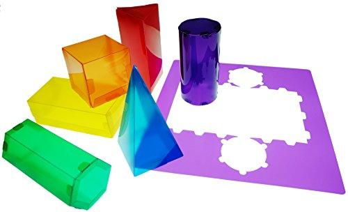 HenBea- Geos de colores traslúcidos, Varios...