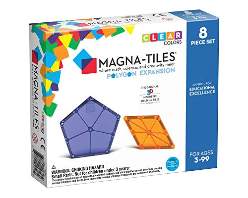Magna-Tiles Polygons Expansion Set, The...