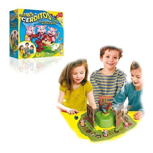 IMC Toys - Juego de los Tres cerditos...