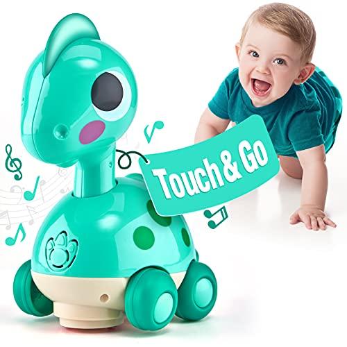 CubicFun Juguetes para Bebés Dinosaurios...