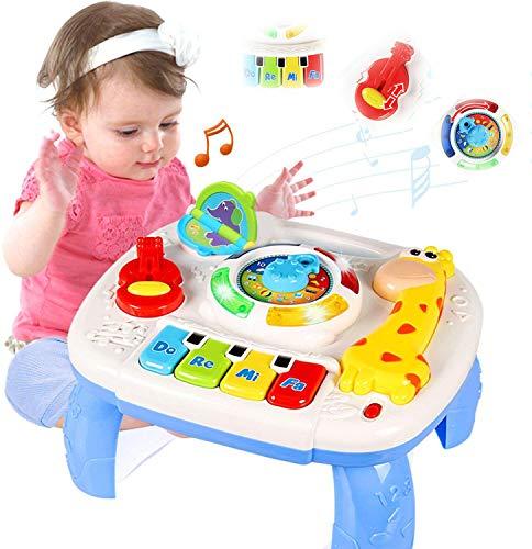 ACTRINIC Mesa Musical De Estudio Juguete para...