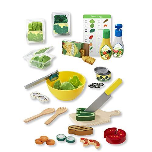 Melissa & Doug- Slice and Toss Salad Set...