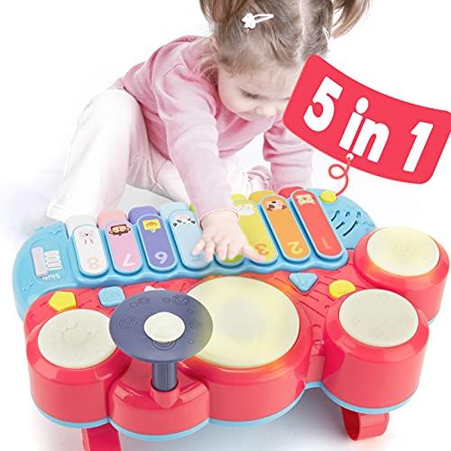 CubicFun Instrumentos Musicales Juguetes...