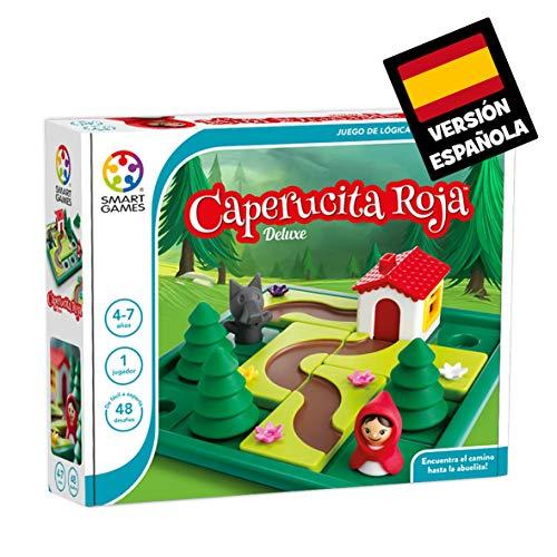 Games-SG021ES Smart Games Caperucita Roja...