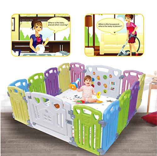 Baby Playpen - Centro de actividades para...