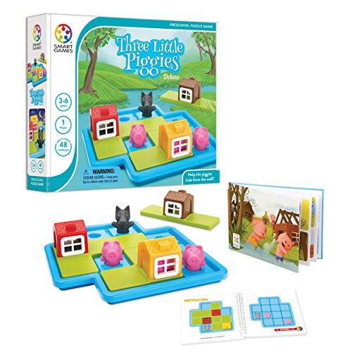 Smart Games - Juego de lógica Los Tres...