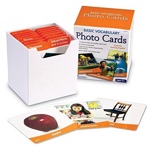 Learning Resources Ltd- Tarjetas...