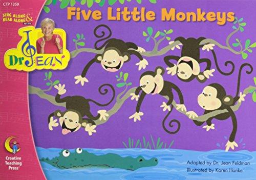 Five Little Monkeys (Sing Along/Read Along...