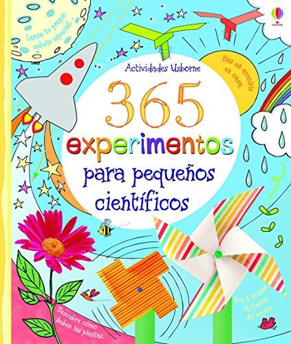 365 experimentos para pequeños científicos...