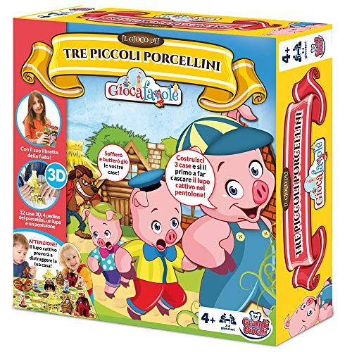 Grandi Giochi gg90202–Juegos de Caja I...