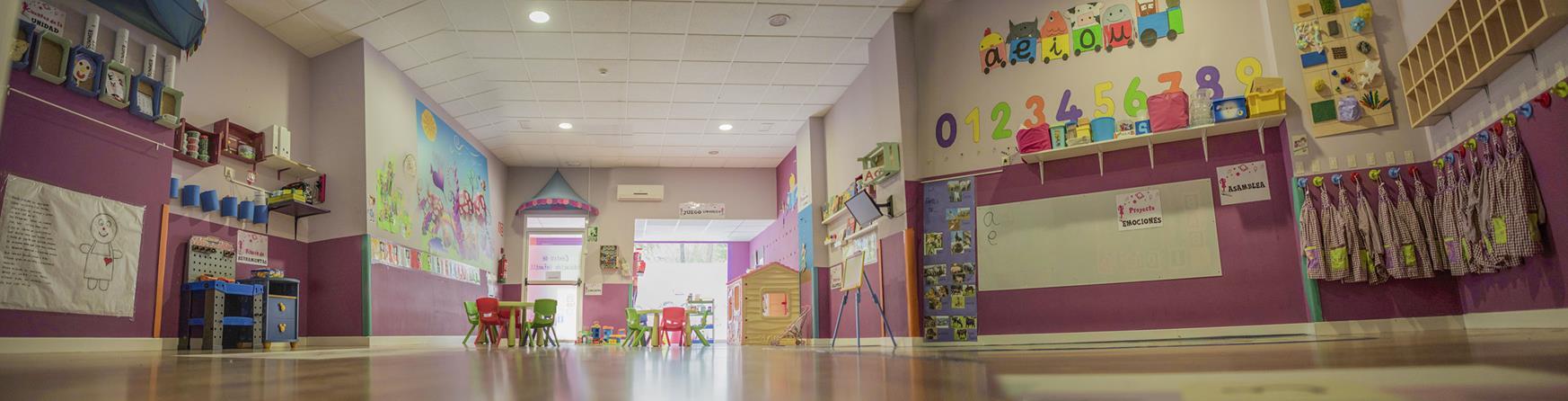 Los Mundos de Noa | Guarderías en Albacete | Centro educación infantil