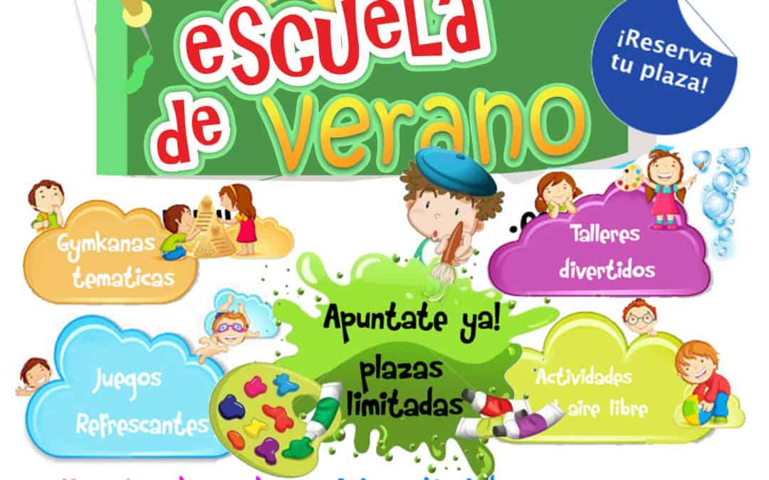 ESCUELA DE VERANO 2.019
