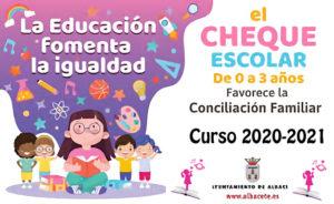Cheque Escolar Albacete