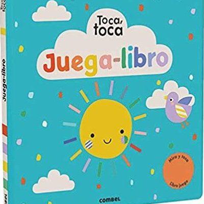 Juega-libro Toca, toca (Español) Libro de cartón