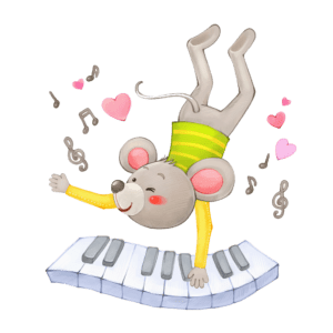 El twist de los ratoncitos