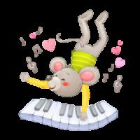 cancion ratones