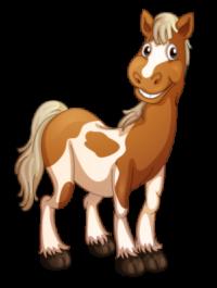 Canciones de animales | El caballo trotón