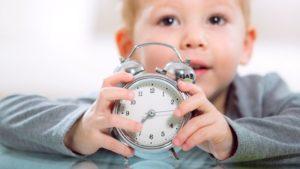 El tiempo muerto como estrategia de comportamiento infantil