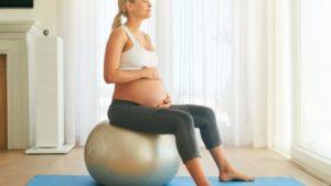 Relajación en el embarazo