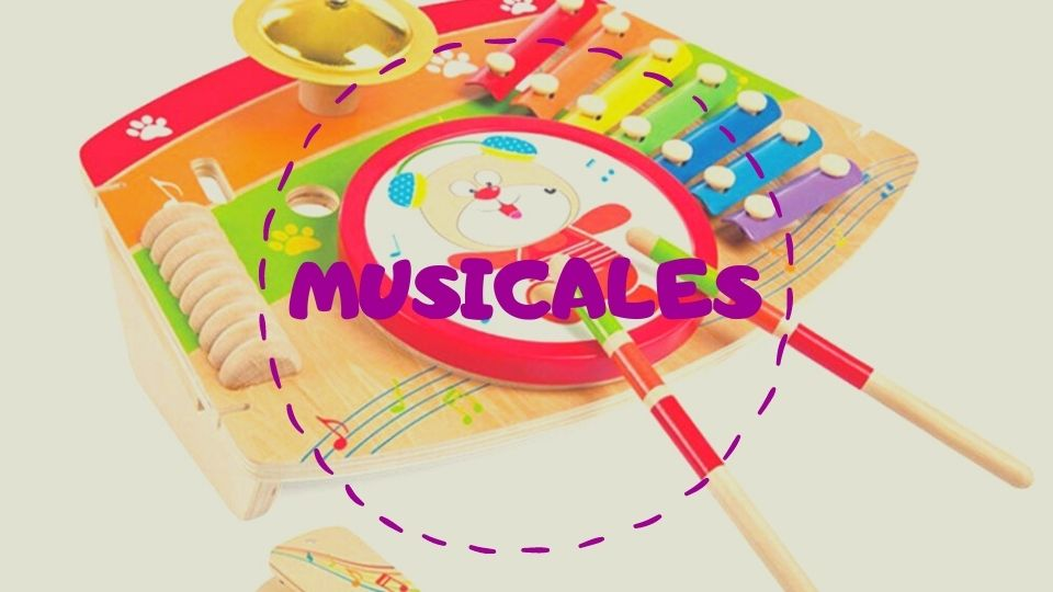 Juguetes musicales