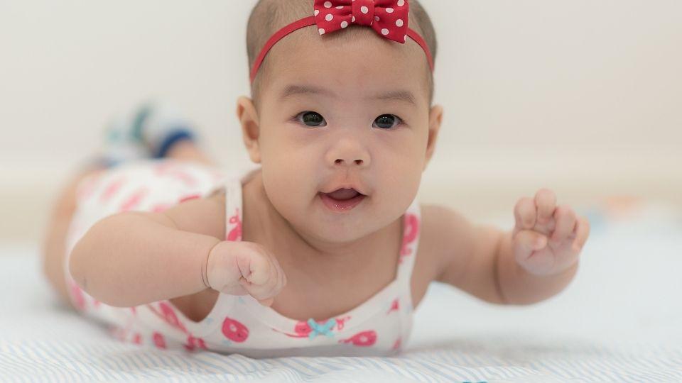 Desarrollo motor infantil