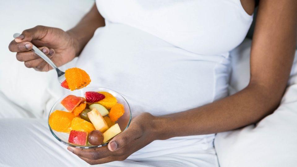 alimentacion en el embarazo