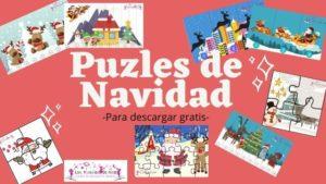 puzles infantiles