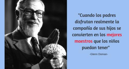 Glenn Doman frase