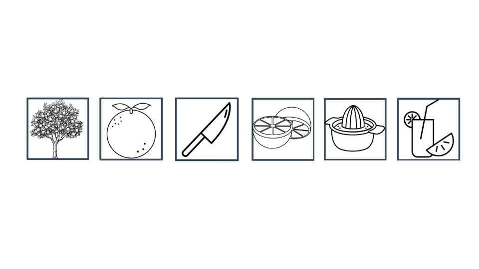 imágenes de secuencia