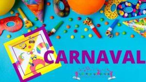 manualidades de carnaval infantil