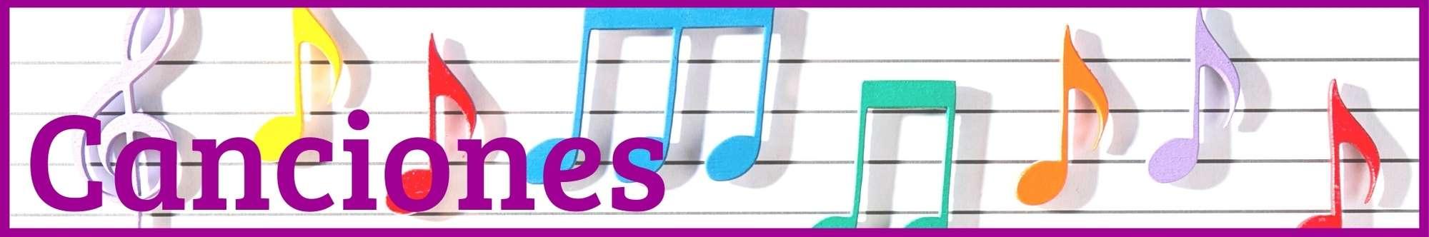 Canciones para aprender en infantil