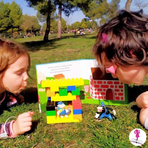 los tres cerditos educación infantil