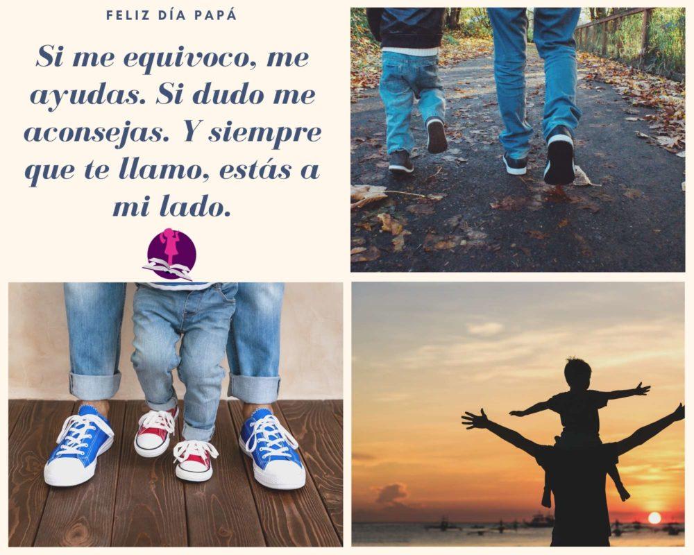 ideas de fotos para el día del padre