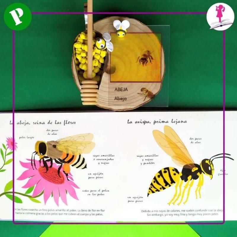 cuento de abeja