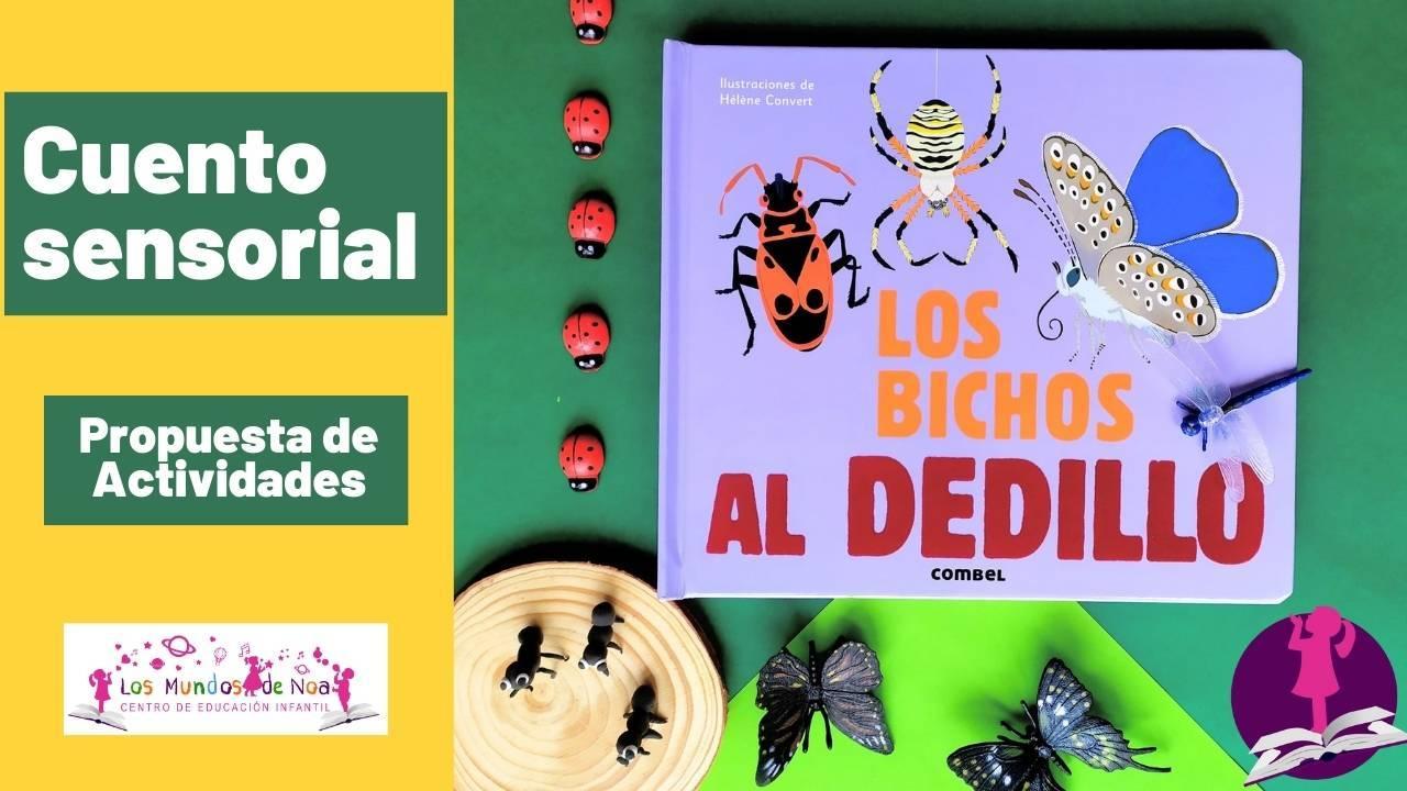 Cuento de insectos para niños de infantil