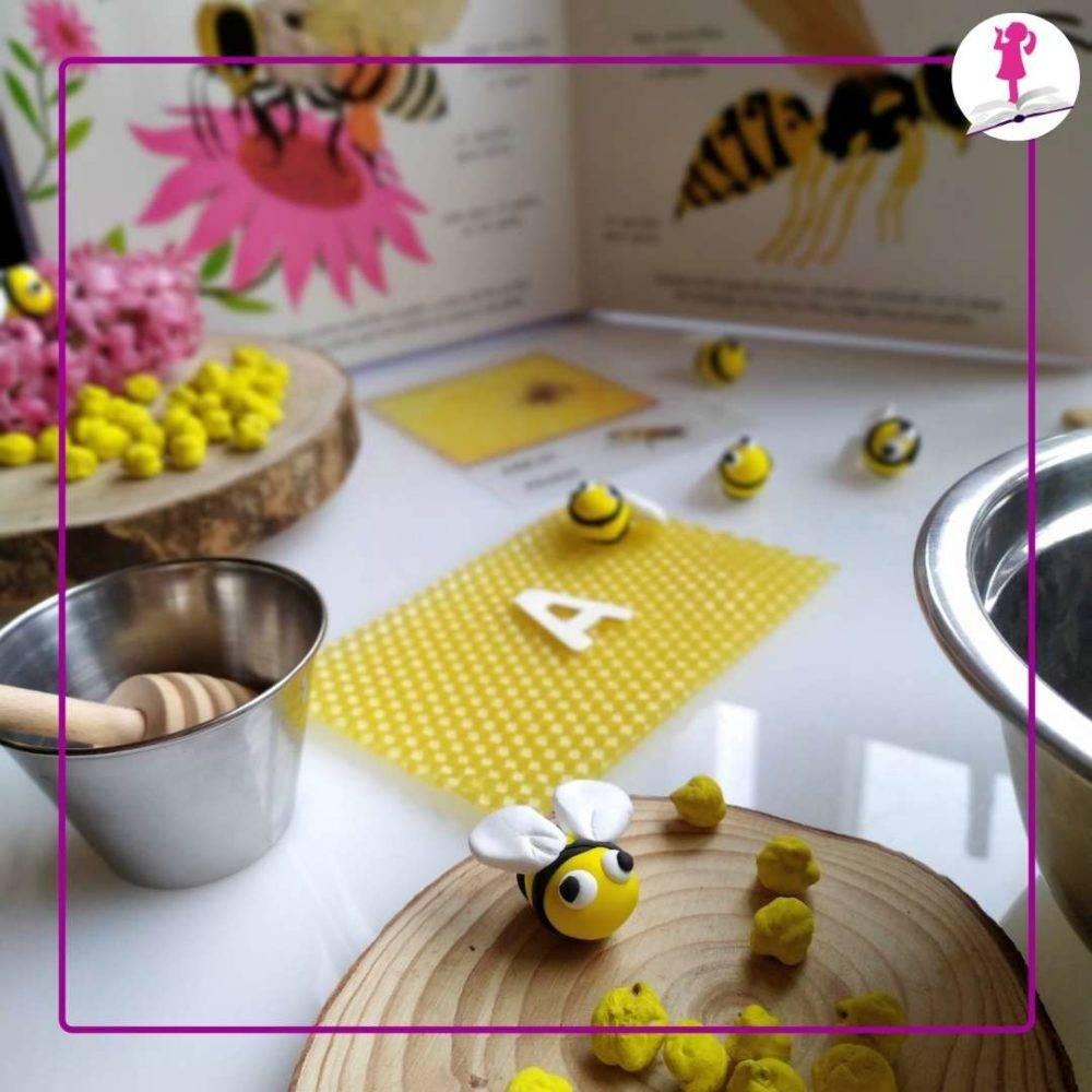 Juego de abejas